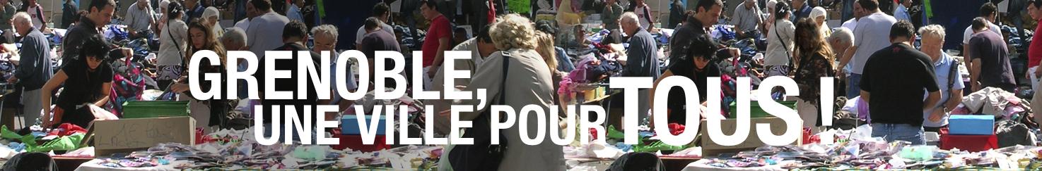 Grenoble, une ville pour tous !