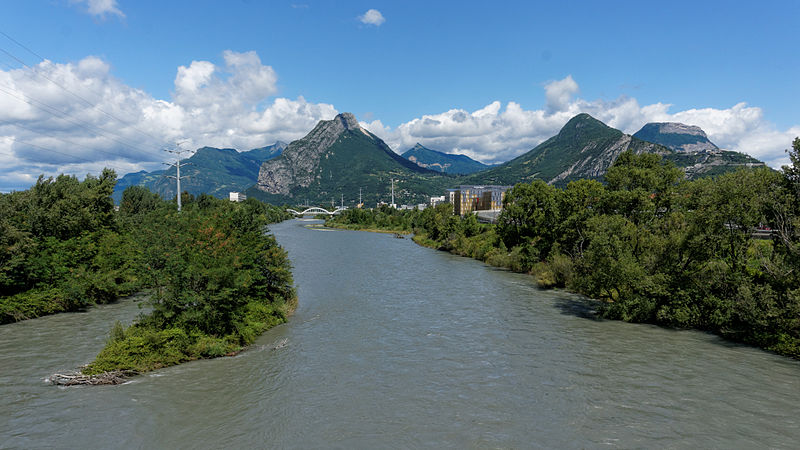 Berges du drac (cc wikimedia)